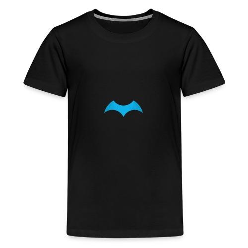 Blue Creature - Premium-T-shirt tonåring