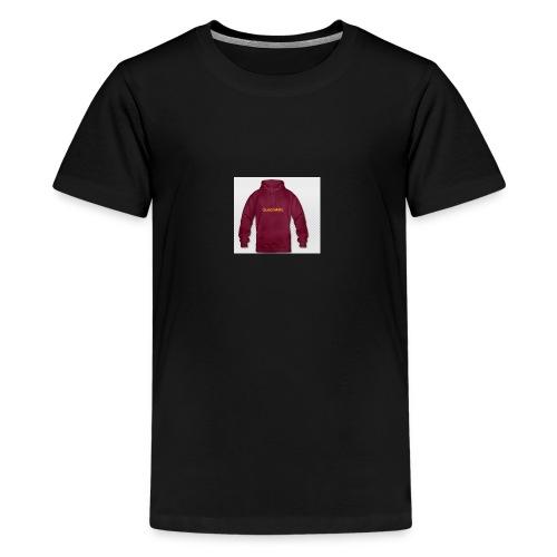 Queeni hoodie - Teenager premium T-shirt