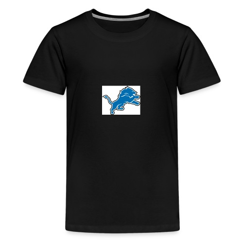 Jaafarbro shop - Teenage Premium T-Shirt