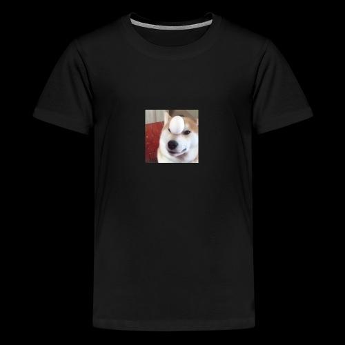 dog - Teenage Premium T-Shirt