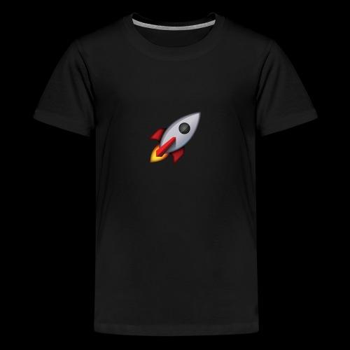 cohete - Camiseta premium adolescente