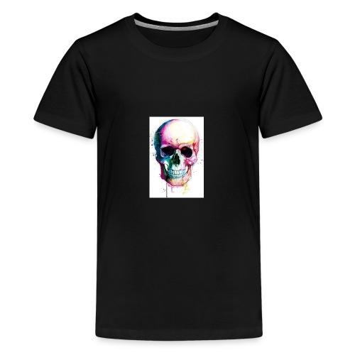 Skulls - Teenage Premium T-Shirt