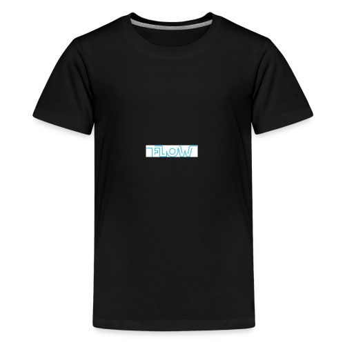 Flowshop - Teenager Premium T-Shirt