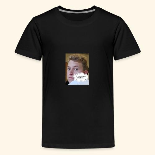 Drei Auge - Teenager Premium T-Shirt