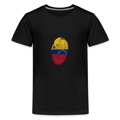 Venezuela - Camiseta premium adolescente