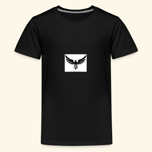 Myfirsthoodie - Teenage Premium T-Shirt