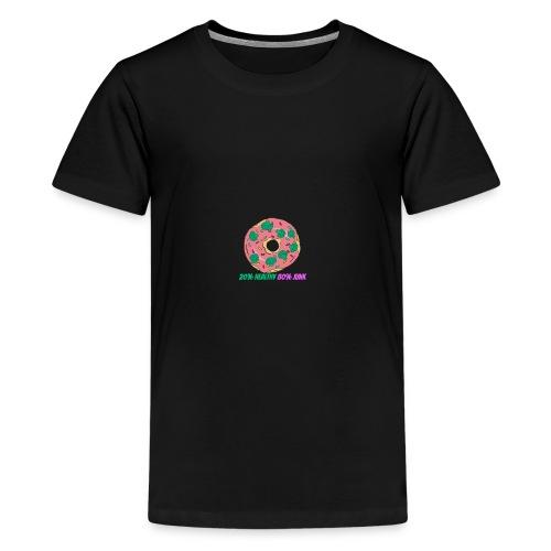20%Healthy 80%Junk - T-shirt Premium Ado