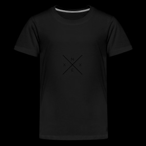 NEXX cross - Teenager Premium T-shirt