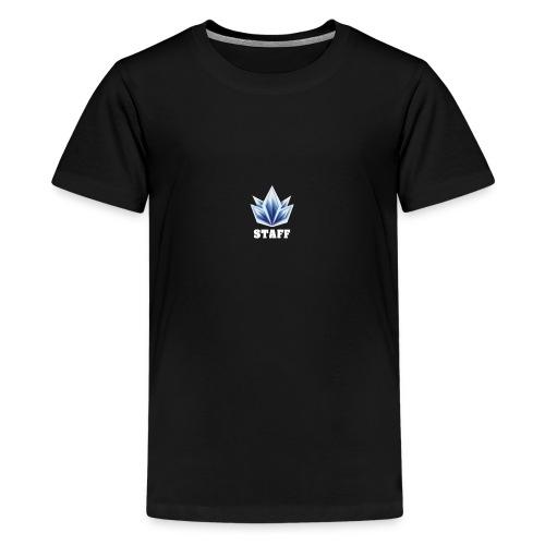 staff #32425 - Teenage Premium T-Shirt