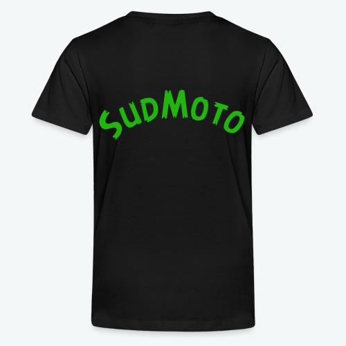 Nom de la chaîne YouTube - T-shirt Premium Ado