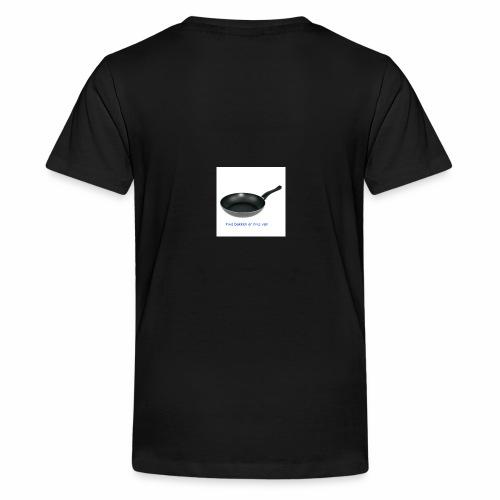 #wij bakken er niks van - Teenager Premium T-shirt