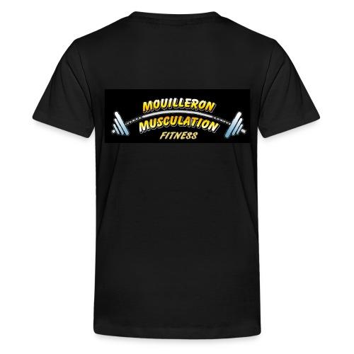 MMN - T-shirt Premium Ado