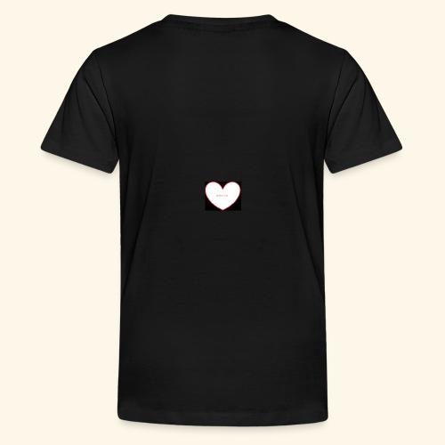 live, life, love - Teenager Premium T-shirt