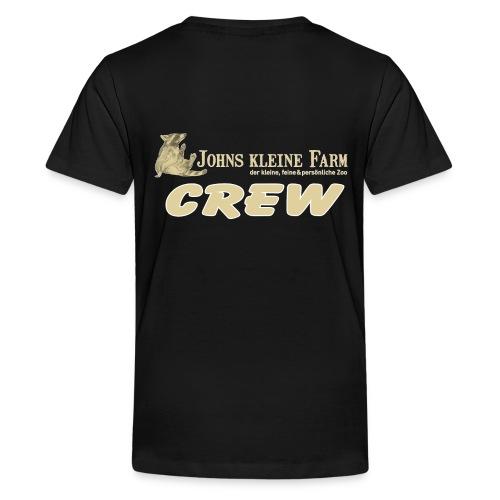 Johns kleine Farm Crew - Teenager Premium T-Shirt