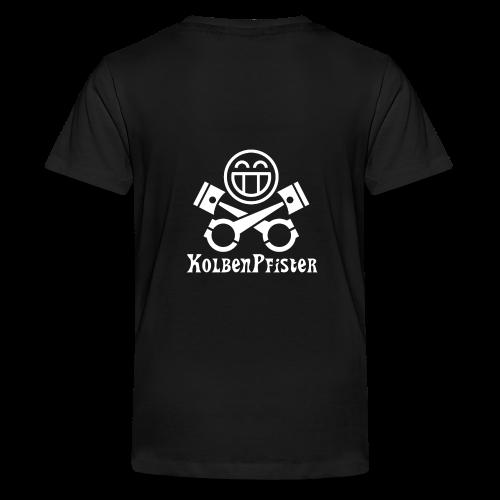 KolbenPfister Standart - Teenager Premium T-Shirt