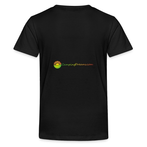 CampingDreams - Teenager Premium T-Shirt
