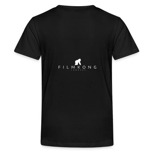 FILMKONG LOGO - Teenager Premium T-Shirt