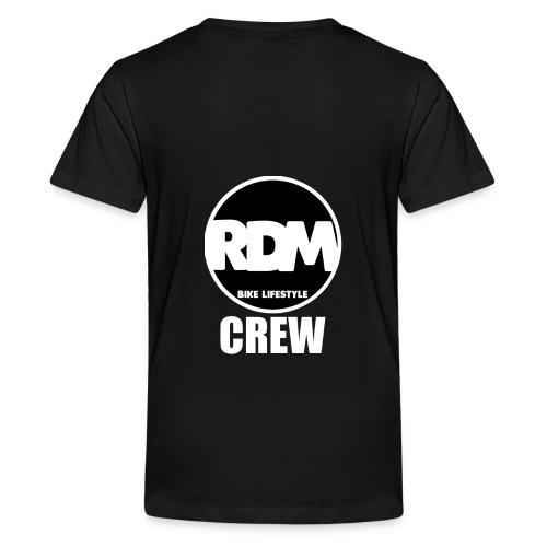 Randomized Bike CREW - Teenager Premium T-Shirt
