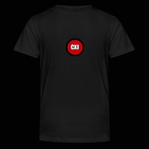 CXJOfficial - Teenage Premium T-Shirt
