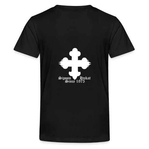 Sipoon_Hukat - Teinien premium t-paita