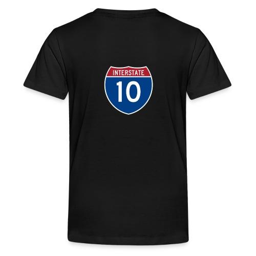 JOU MEN 10 - Camiseta premium adolescente