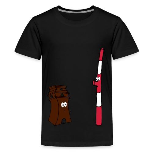 s2 - Teenager Premium T-Shirt