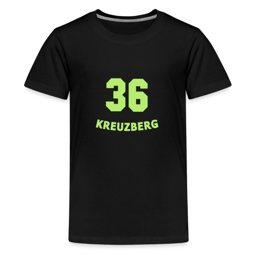 KREUZBERG 36 - Teenager Premium T-Shirt