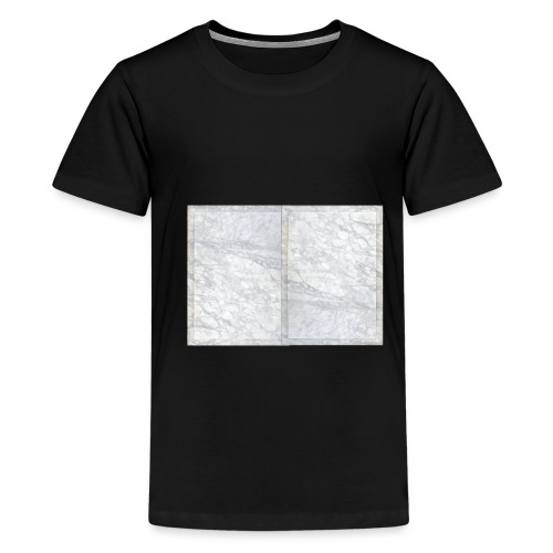 Marble - T-shirt Premium Ado