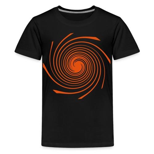 FASKA Spirale - Teenager Premium T-Shirt
