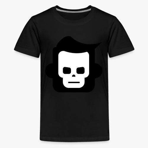 Xray Skull Boy - Teenager premium T-shirt