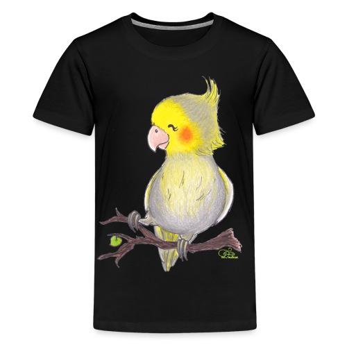 Image17 - Teenager Premium T-Shirt