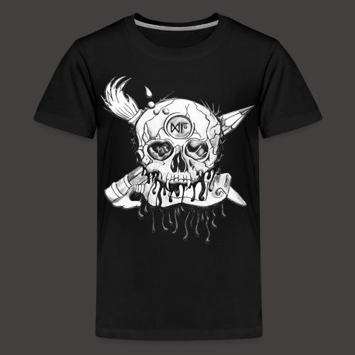 CRANE OF GU - T-shirt Premium Ado