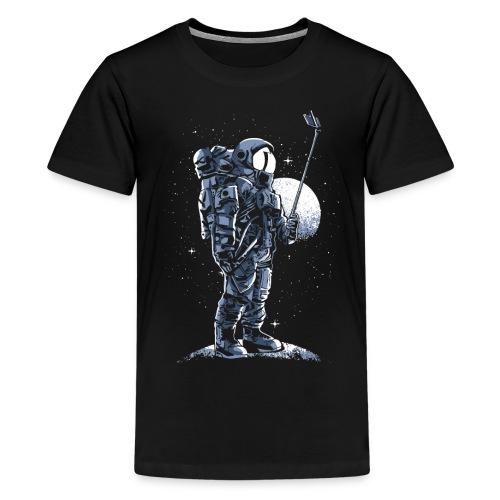 Astronaut - Teenager Premium T-Shirt