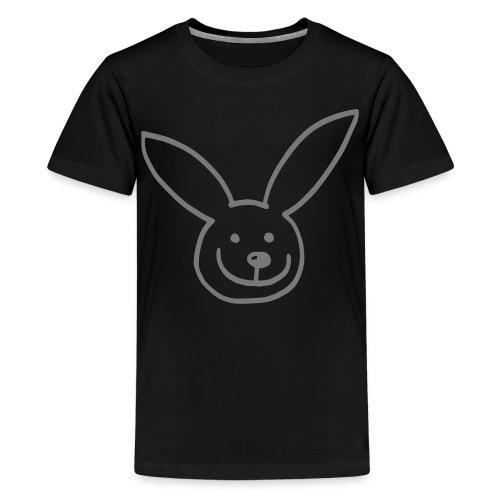Hasi, niedliches Häschen - Teenager Premium T-Shirt