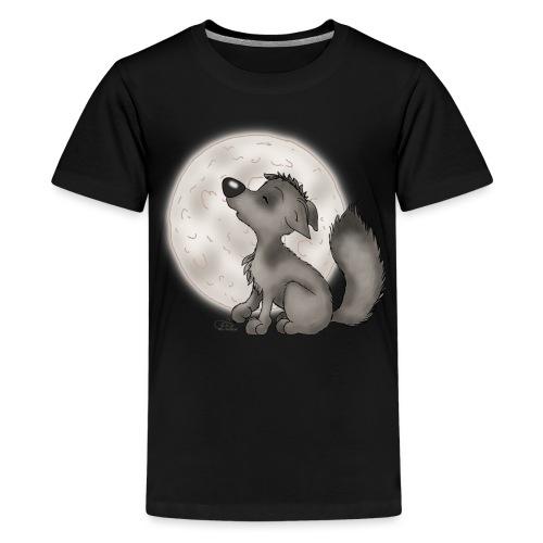 Wölfchen - Teenager Premium T-Shirt