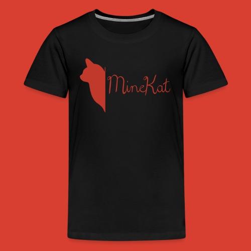 fulllogoandtext png - Teenage Premium T-Shirt