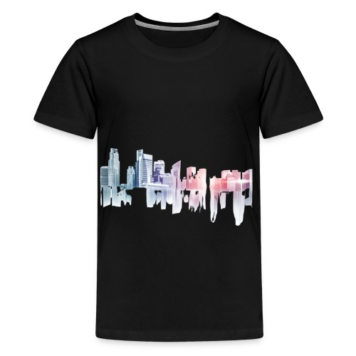Skyline - Teenager Premium T-Shirt
