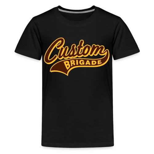college3 - T-shirt Premium Ado