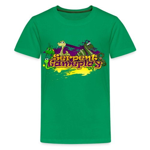 spdesign3 png - Teenager Premium T-shirt