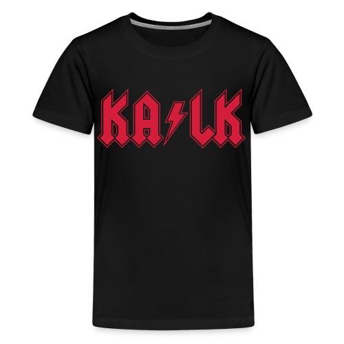 Kalk - Teenager Premium T-Shirt