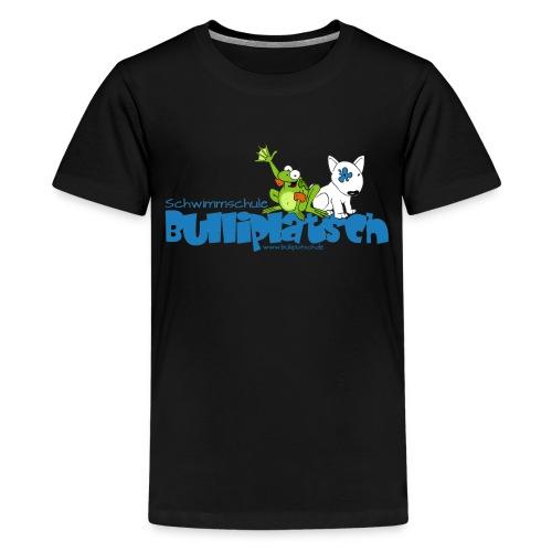 bulliplatsch png - Teenager Premium T-Shirt
