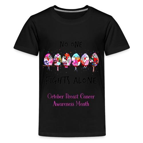 no one - T-shirt Premium Ado