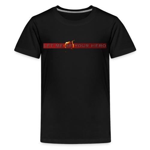 camisetas para parejas enamoradas - Camiseta premium adolescente