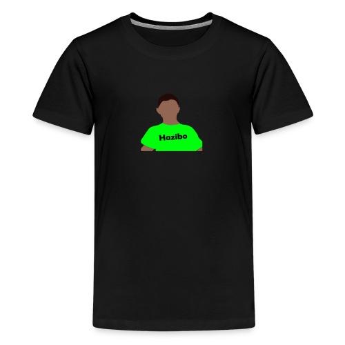 Hazibo - Teenage Premium T-Shirt