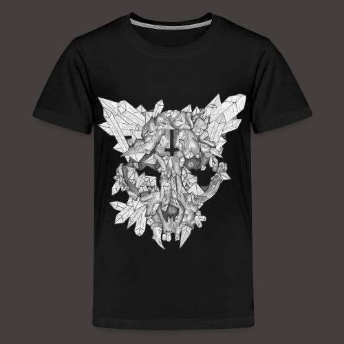 Le Chat de Cristal - T-shirt Premium Ado