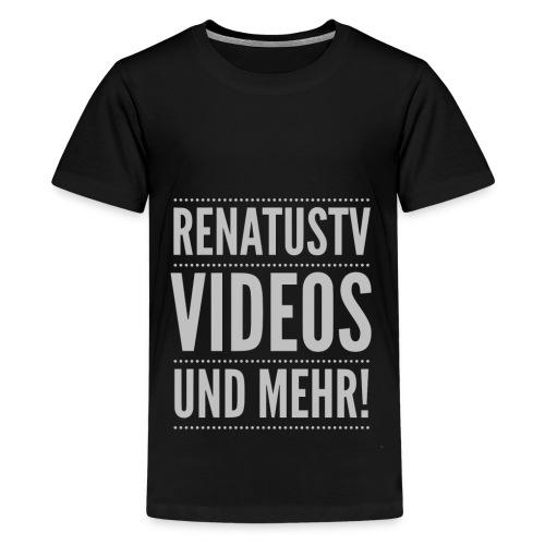 IMG 1376 PNG - Teenager Premium T-Shirt