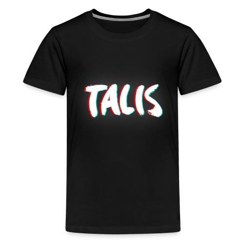 talis logo png - Teenage Premium T-Shirt
