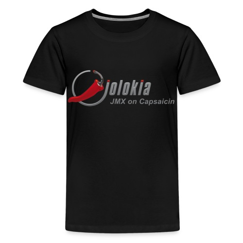 Jolokia JMX on Capsaicin - Teenage Premium T-Shirt