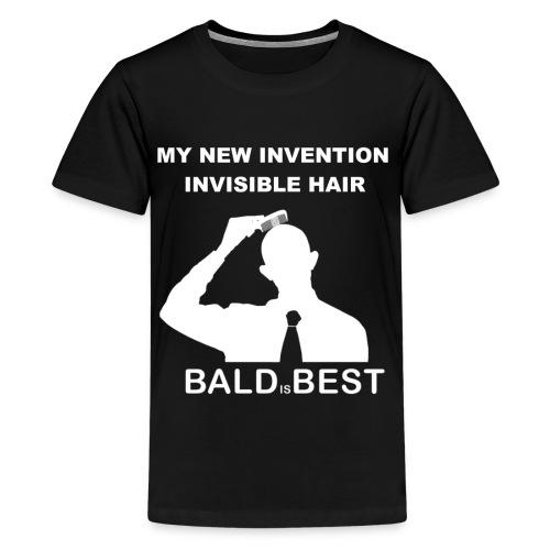 INVISIBLE HAIR - Teenager Premium T-Shirt