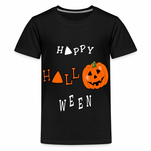 Happy Halloween - Teenage Premium T-Shirt